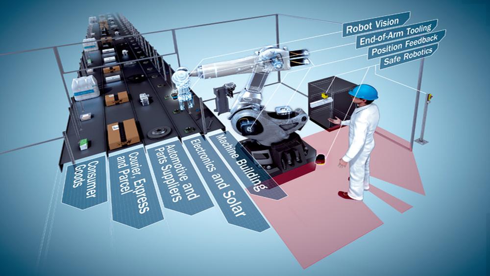 Robotics Solutions  U2013 National Takanah Co Ltd